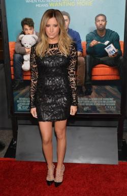 Ashley Tisdale - 'That Awkward Moment' Premiere - 002