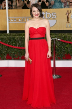 Elisabeth Moss 20th+Annual+Screen+Actors+Guild+Awards+Arrivals+qdx8rBxfR9Sl