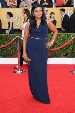 Mindy Kaling 20th+Annual+Screen+Actors+Guild+Awards+Arrivals+J5gepu8L5rHl