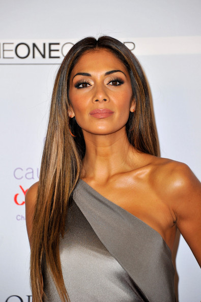 Nicole+Scherzinger+Arrivals+London+Global+RtY26R6hhbMl