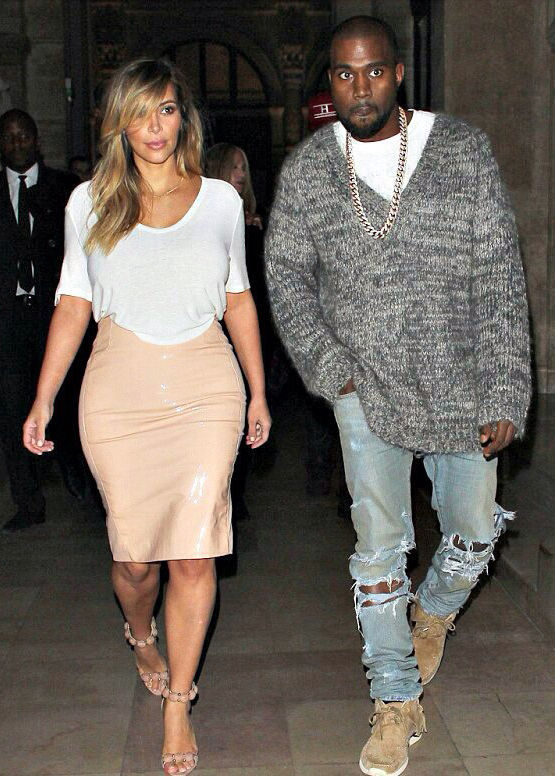 la-modella-mafia-Kanye-West-Kim-Kardashian-fashion-inspiration-street-style-in-Paris-in-Saint-Laurent-and-Alaia