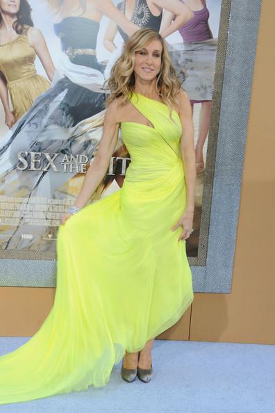 Sarah+Jessica+Parker+Dresses+Skirts+Evening+pHsrC6XiEUQl