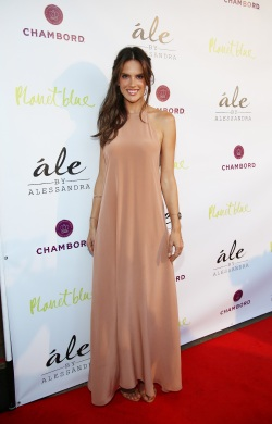 Alessandra Ambrosio - Ale by Alessandra Launch Event - 001