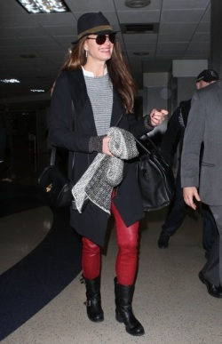 Brooke+Shields+Arriving+Flight+LAX+Dq2hFHIzvWEl