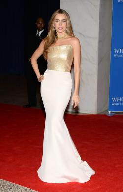 Sofia Vergara - White House Correspondents' Association Dinner - 003