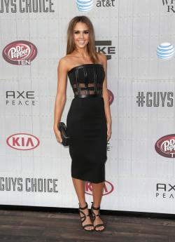 Jessica Alba Spike TV's Guy's Choice Awards 2014 in Culver Cityy 009