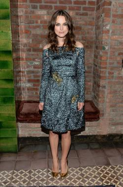 Keira Knightley Begin Again New York Premiere After Party at The Bowery Hotel in New York 061
