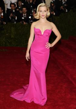 Reese Witherspoon - Costume Institute Gala - 002