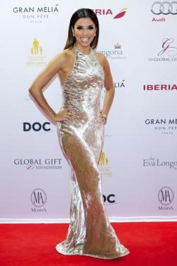 Eva Longoria - 20140720 - Global Gift Gala - 001
