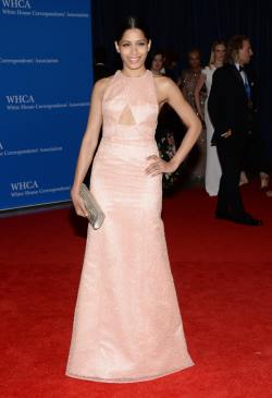 Freida Pinto - White House Correspondents' Association Dinner - 002