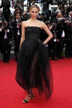 Natasha Poly - 'Saint Laurent' Cannes Premiere - 003