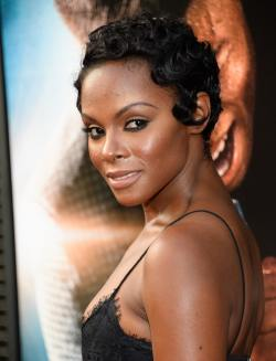 Tika Sumpter - 20140721 - 'Get On Up' NY Premiere - 001