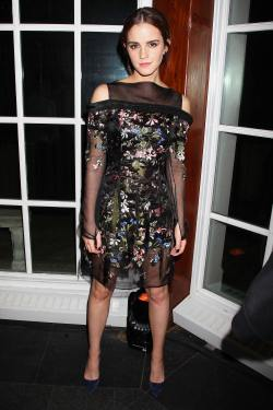 Emma Watson Noah after party NY 032614_7