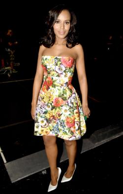 Kerry Washington - BET Awards - 008
