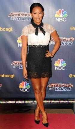 Melanie Brown - 20140729 - 'America's Got Talent' Season 9 Pre Show - 001