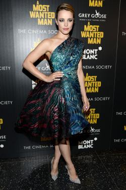 Rachel McAdams A Most Wanted Man NYC 072214_18