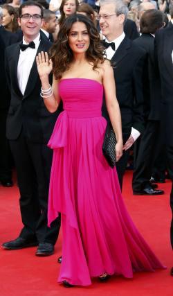 Salma Hayek - 'The Prophet' Cannes Premiere - 001