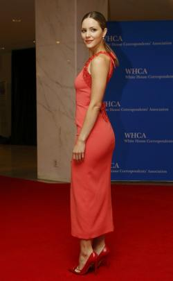 Katharine McPhee - White House Correspondents' Association Dinner - 002