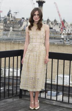 Keira Knightley Begin Again photocall London 070214_10