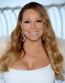 Mariah Carey - Valentine's Day Wedding Event - 001