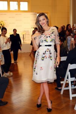 Miranda Kerr - Kora Organics Media Call - 002