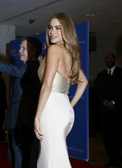 Sofia Vergara - White House Correspondents' Association Dinner - 002