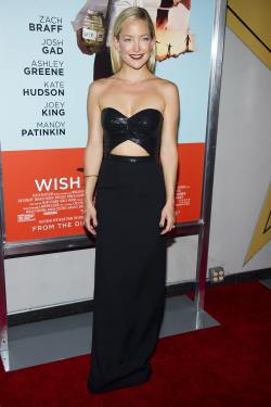 Kate Hudson - 20140714 - 'Wish I Was Here' NY Screening - 001