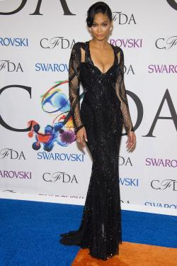 Chanel Iman - CFDA Fashion Awards - 001