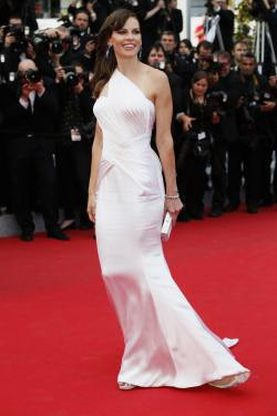 Hilary Swank - 'The Homesman' Cannes Premiere - 008
