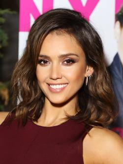 Jessica Alba NYLON & Hudson Jeans Mar Issue Cover Launch Party 031014_5