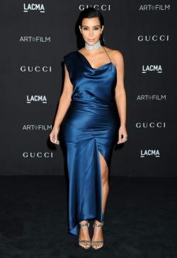 Kim Kardashian 2014 LACMA Art + Film Gala in LA 01-11-2014 1002