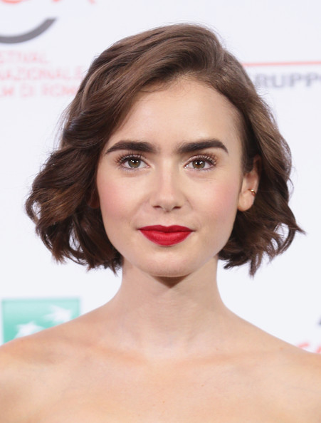 Lily+Collins+Love+Rosie+Photocall+9th+Rome+vkouH2TgpzNl