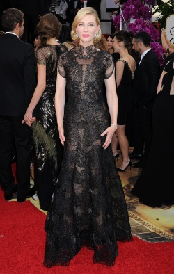 Cate Blanchett (71st Annual Golden Globe Awards)