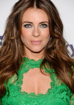 Elizabeth Hurley - NBCUniversal Cable Entertainment Upfronts - 001