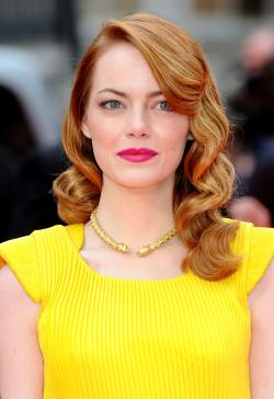 Emma Stone - The Amazing Spiderman 2 UK - 002