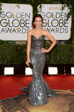 Kate Beckinsale (71st Annual Golden Globe Awards)