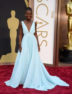 Lupita Nyong'o (86th Annual Academy Awards)