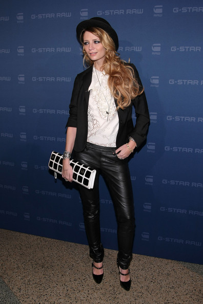 Mischa+Barton+Clutches+Leather+Clutch+9ifct0GDswLl
