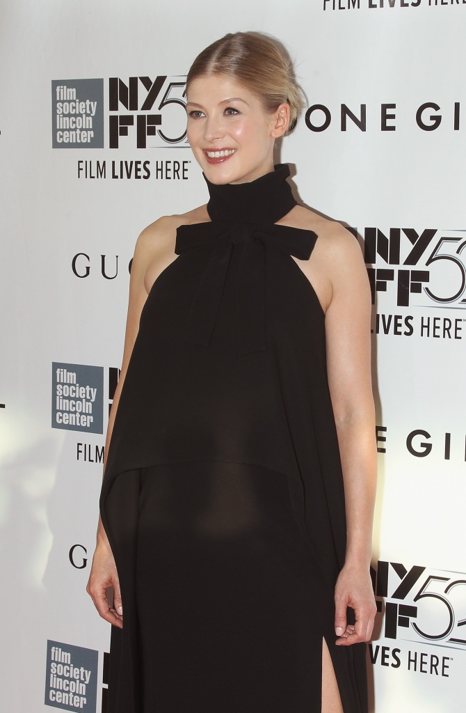 "52nd New York Film Festival Opening Night Gala Presentation And World Premiere Of ""Gone Girl"""