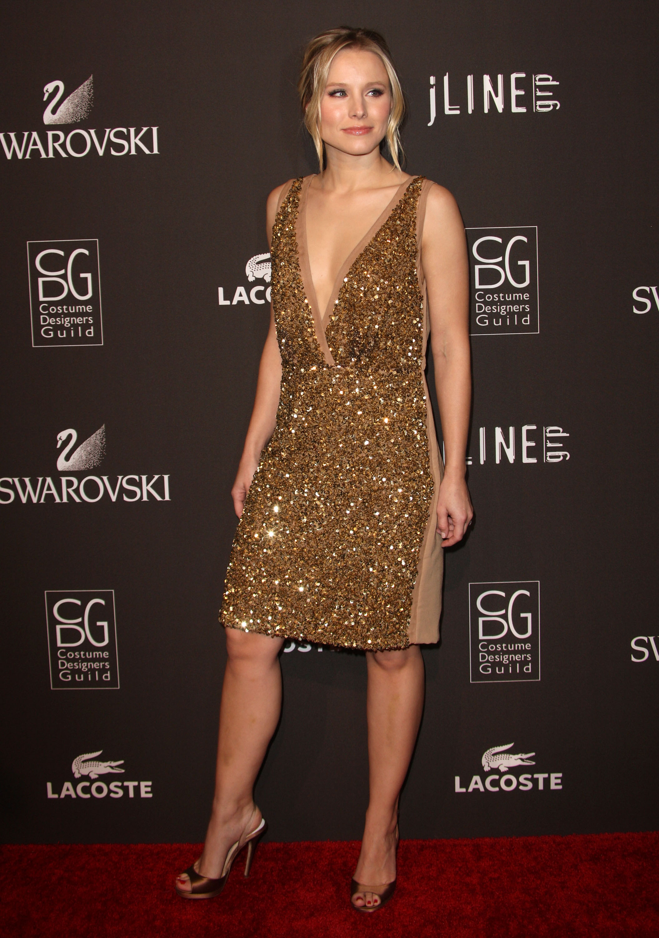 12th Annual Costume Designers Guild Awards With Presenting Sponsor Swarovski - Arrivals
