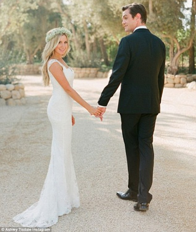 ASHLEY TISDALE & CHRISTOPHER FRENCH