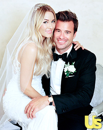Lauren Conrad married beau William Tell