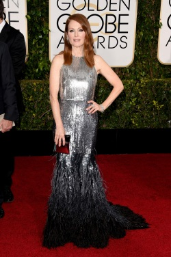 Julianne Moore - 72nd Annual Golden Globe Awards - January 11-2015 001