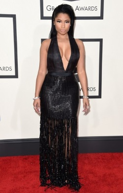 Nicki+Minaj+Arrivals+Grammy+Awards+xzN-DE0vCV7l