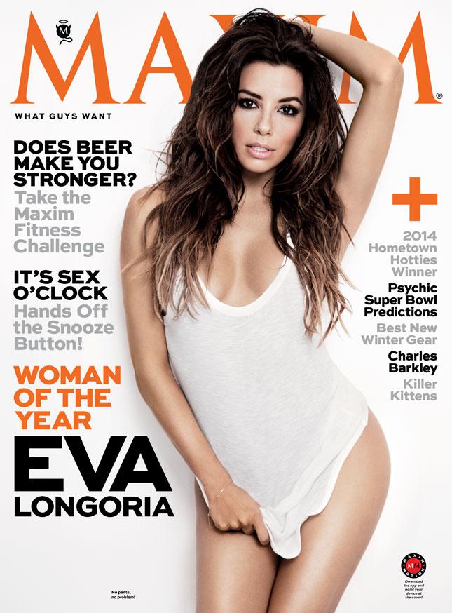 Eva Longoria - Maxim magazine JanuaryFebruary