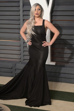 Lady Gaga - Vanity Fair Oscar Party in Hollywood 055