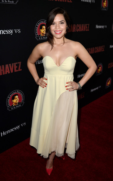 America+Ferrera+Dresses+Skirts+Strapless+Dress+4imw6CzUcXul