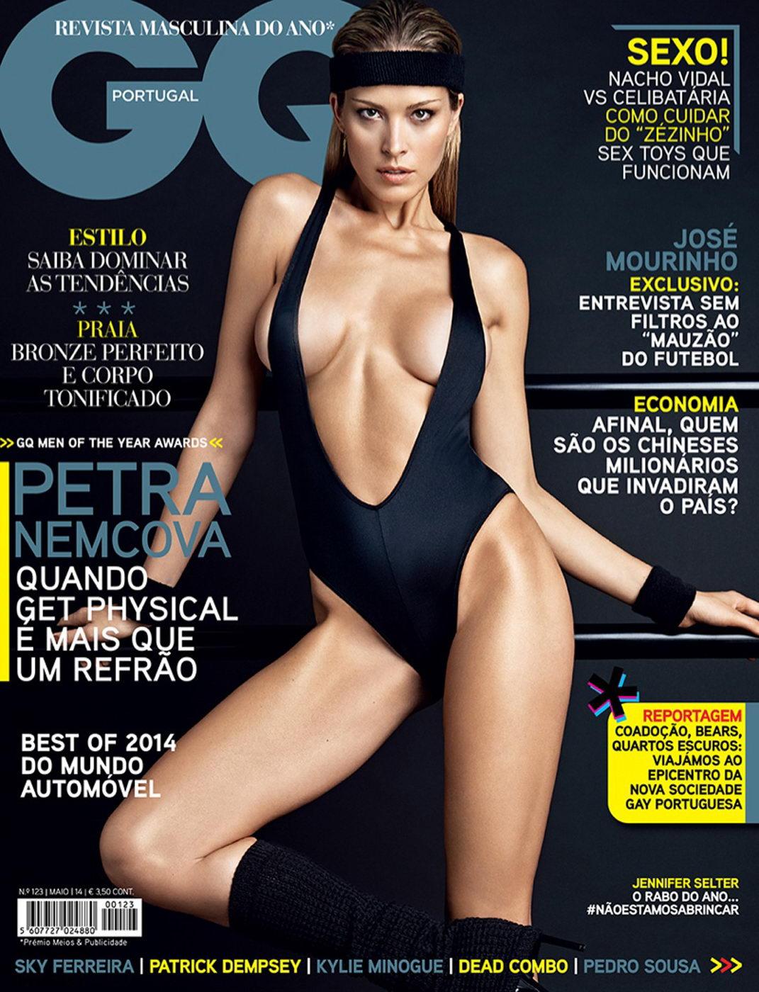 Petra Nemcova - GQ (Portugal) - May