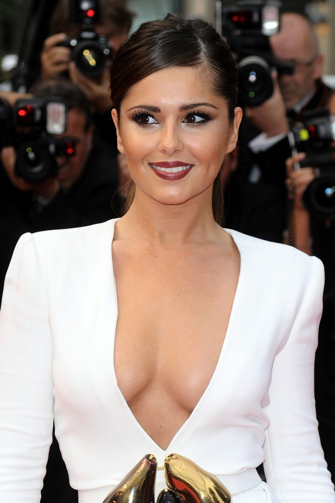 Cheryl Cole at the 64th Cannes Film Festival