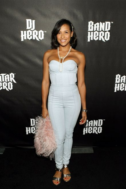 Dania_Ramirez_DJ_Hero_Los_Angeles-4